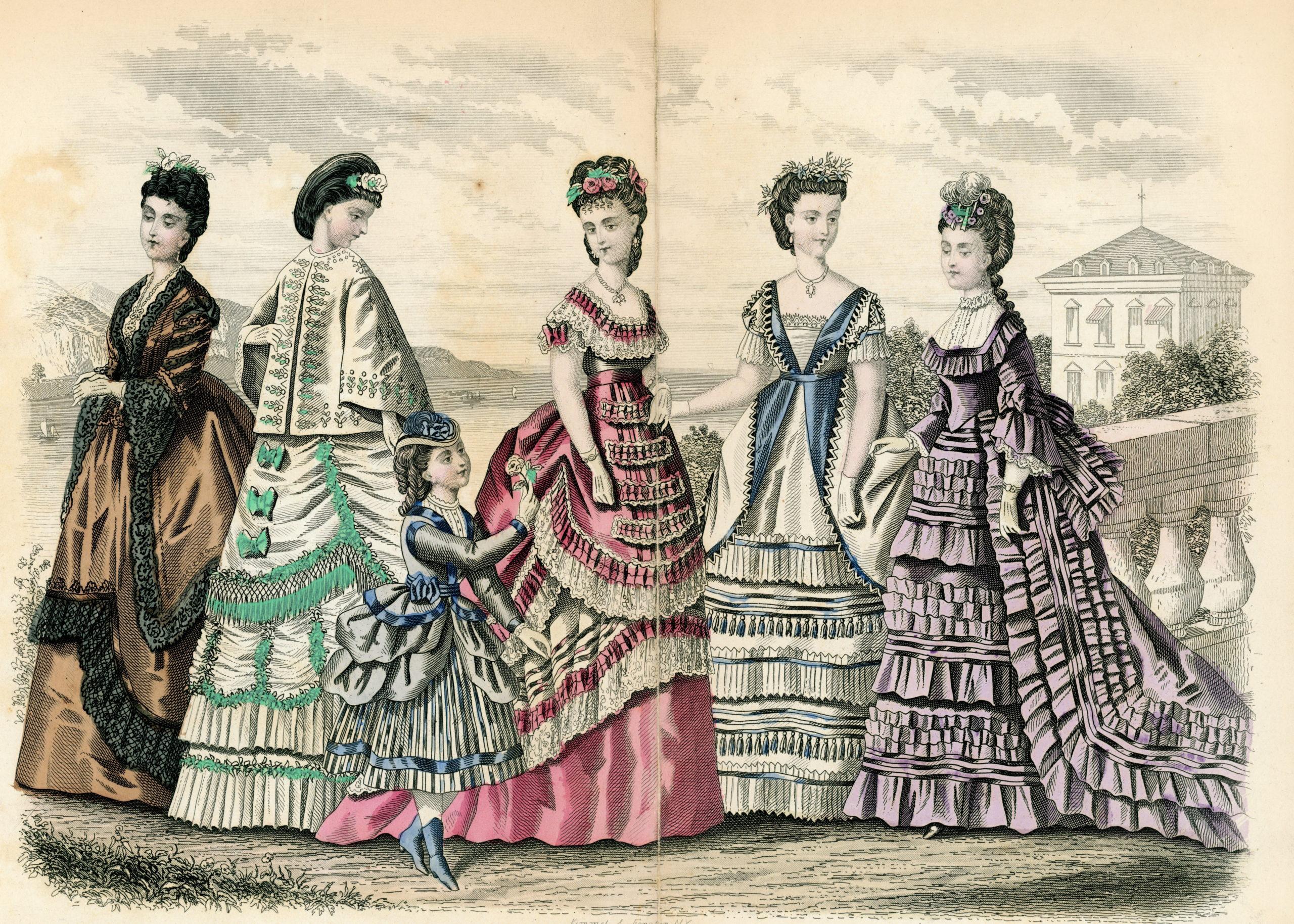 Godey's Lady's Book – 019 7X5AR